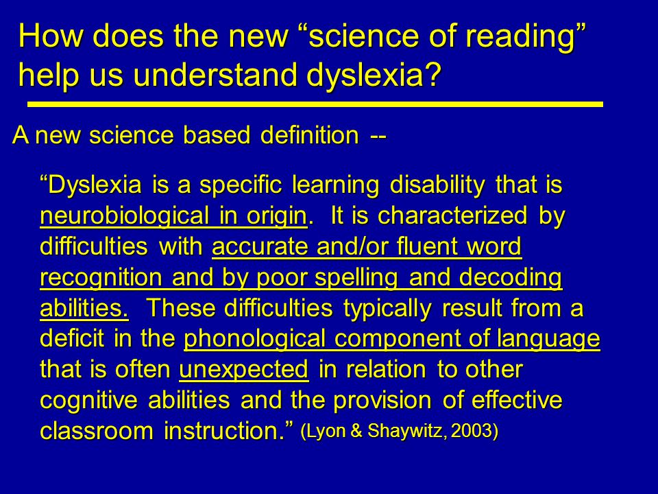 NO Must an individual have general intelligence in the average range to be diagnosed as dyslexic.