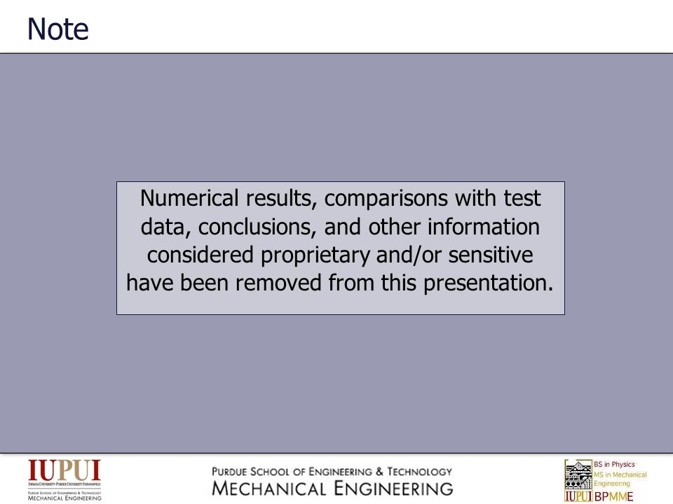 Outline Introduction Objective Numerical Method Computational Grids Description of Test Results and Validation Additional Studies Conclusions Acknowledgements References