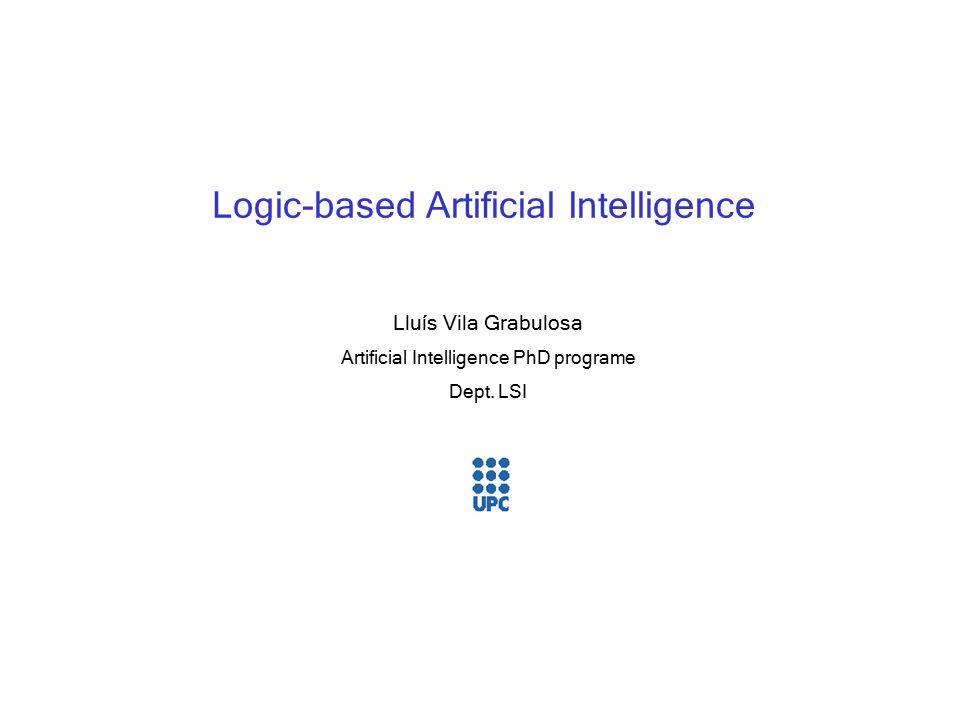 52 vila@lsi.upc.es PhD course: Logic-based AI Protocol Specification Protocol = rep.