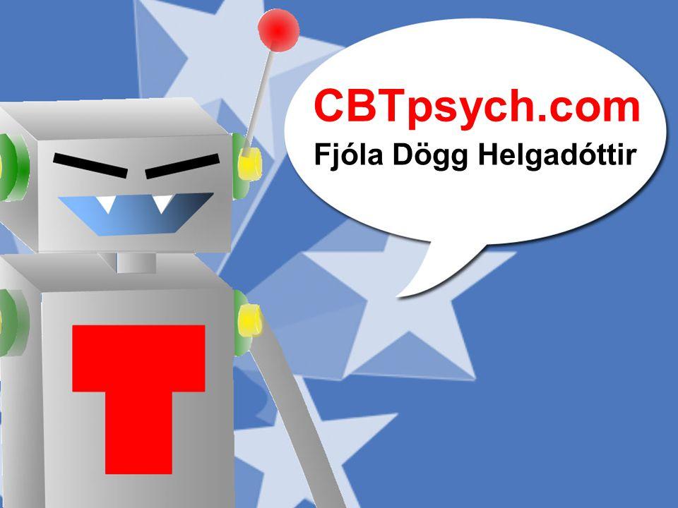 CBTpsych.com Fjóla Dögg Helgadóttir