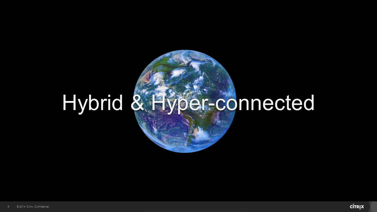 6 Hybrid & Hyper-connected