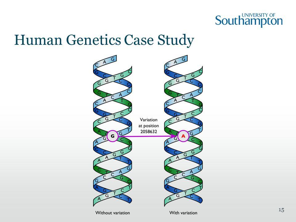 Human Genetics Case Study 15
