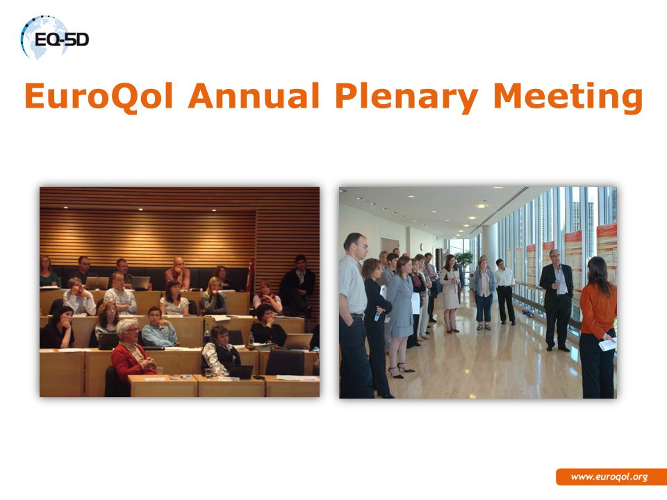 EuroQol Annual Plenary Meeting