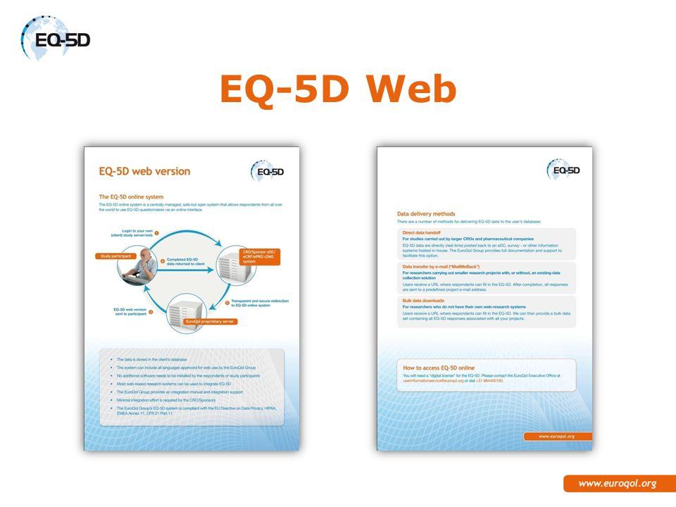 EQ-5D Web