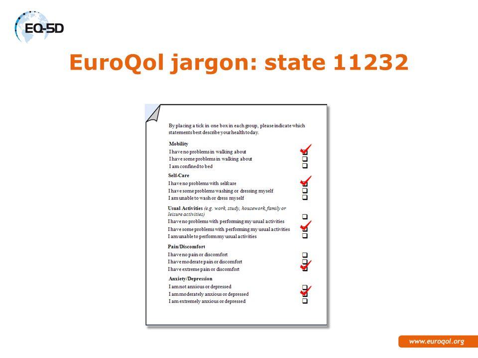 EuroQol jargon: state 11232