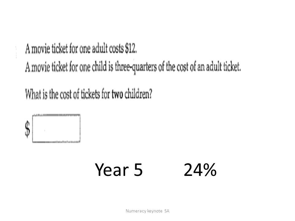 Year 5 24%