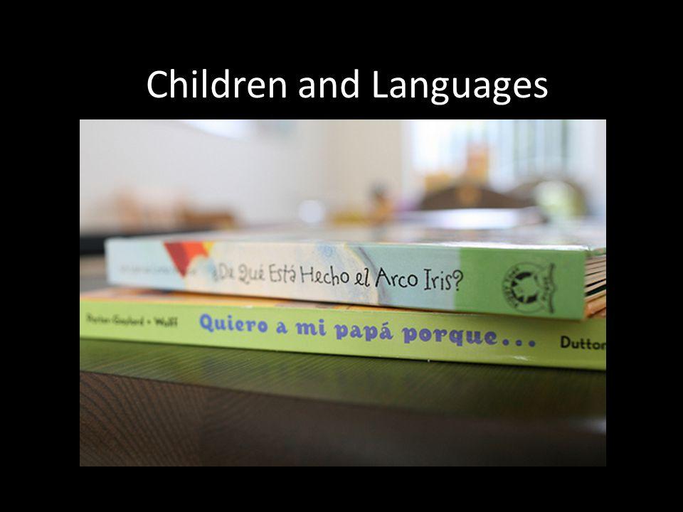 Children and Languages
