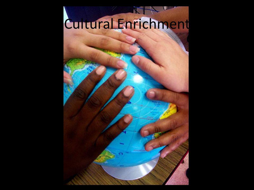 Cultural Enrichment