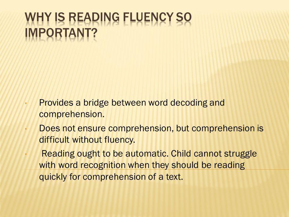 Word Decoding Reading Comprehension Listening Comprehension