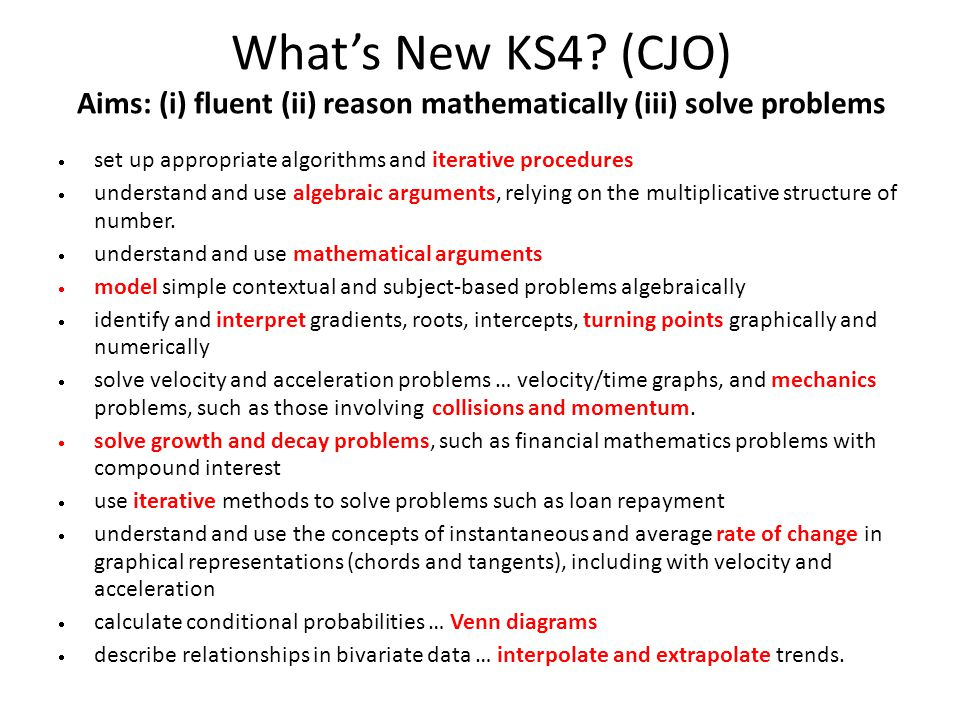 What's New KS4.