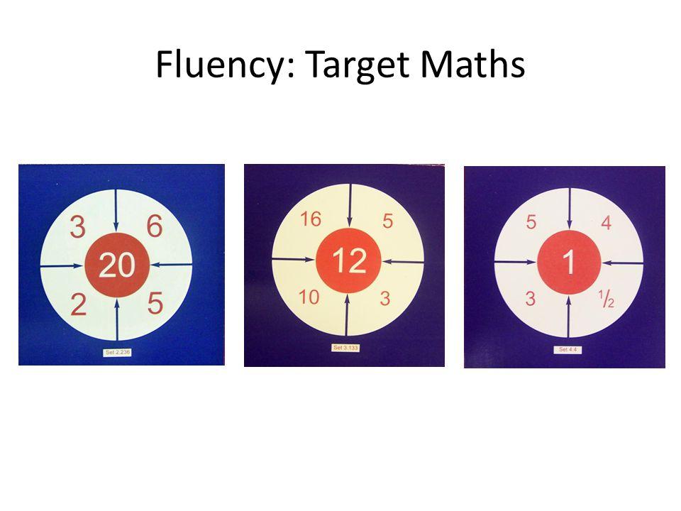 Fluency: Target Maths