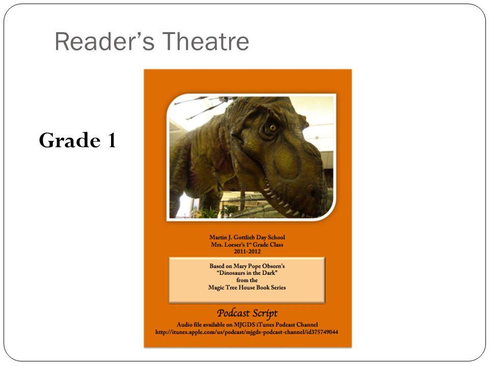 Reader's Theatre Grade 1