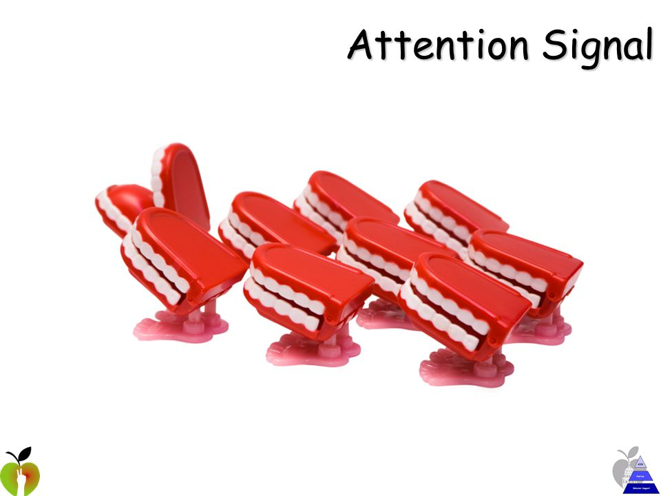 Attention Signal