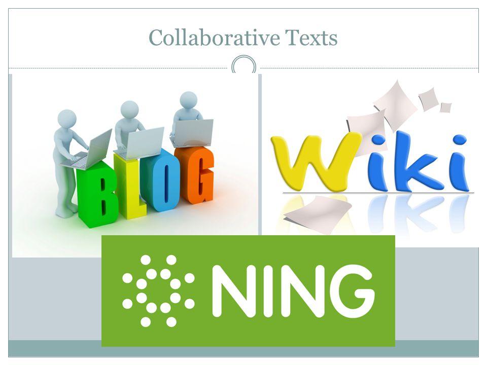 Collaborative Texts