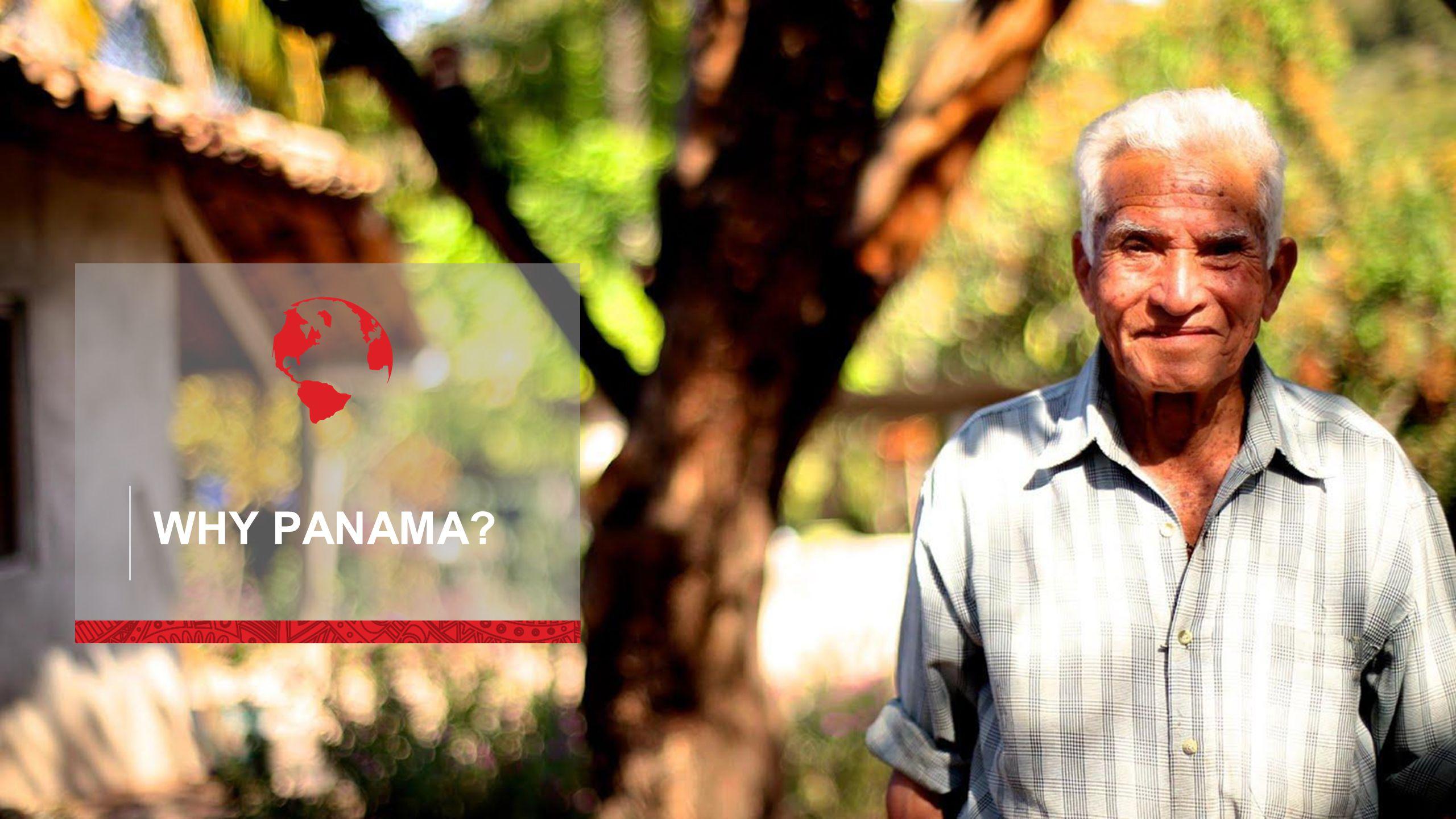 WHY PANAMA