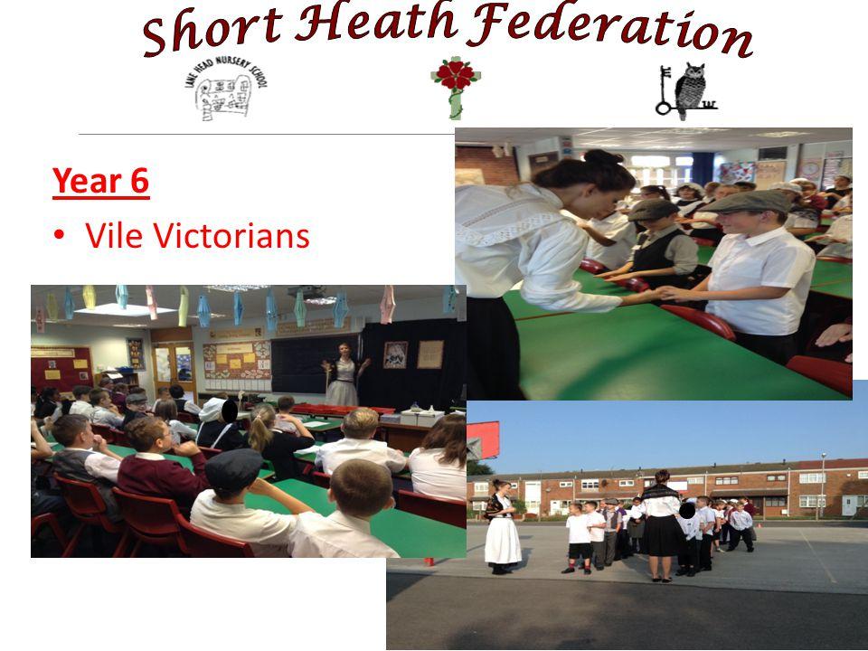 Year 6 Vile Victorians