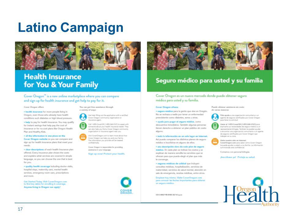 17 Latino Campaign