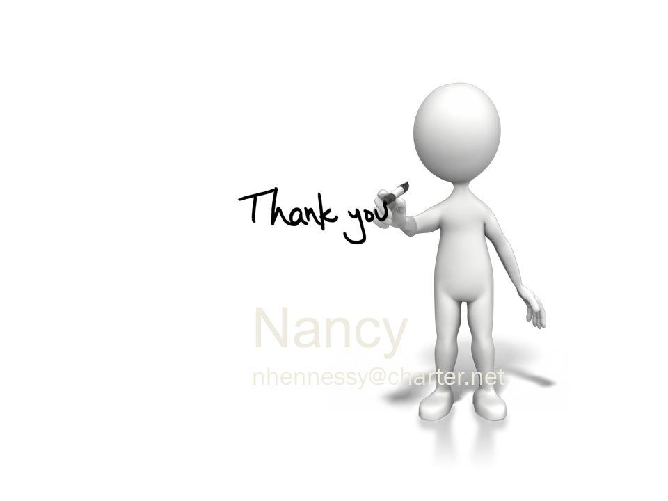 Nancy nhennessy@charter.net