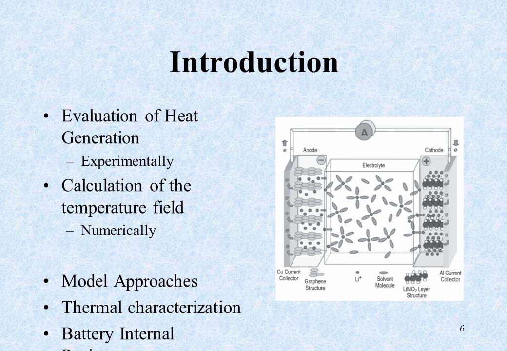 Model Approaches Fundamental models physical foundations principles –Transport Phenomena 7 Phenomenological models Equivalent circuit models