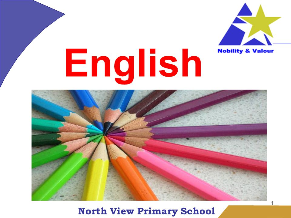 North View Primary School 11 English