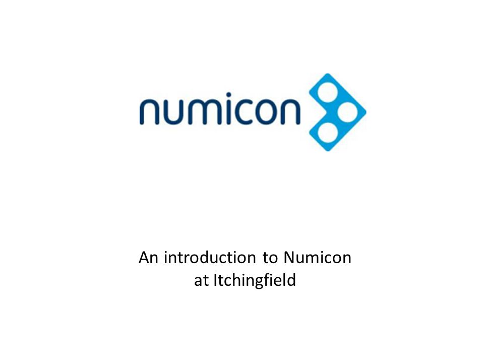 Aims of the session Understand the reasons for using Numicon Understand how it can help support your child's knowledge of numbers Have a go at using it yourself.