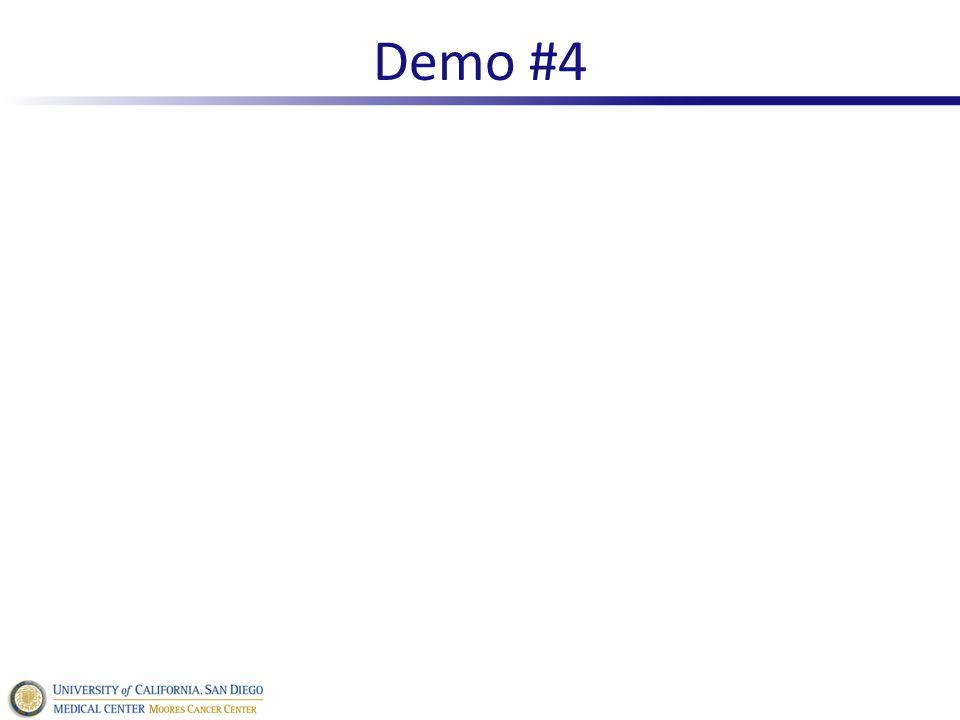Demo #4