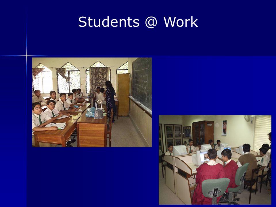 Students @ Work