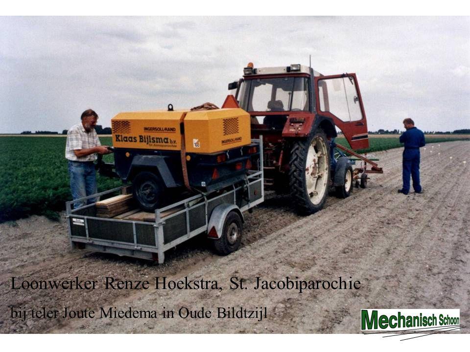 © DLVPagina 26 Loonwerker Renze Hoekstra, St.