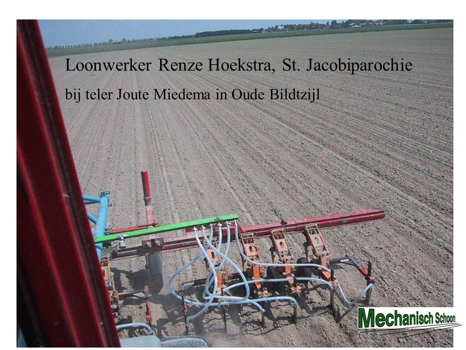© DLVPagina 27 Loonwerker Renze Hoekstra, St.
