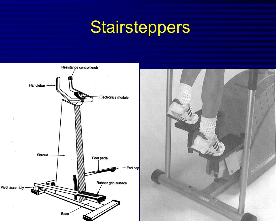 Stairsteppers