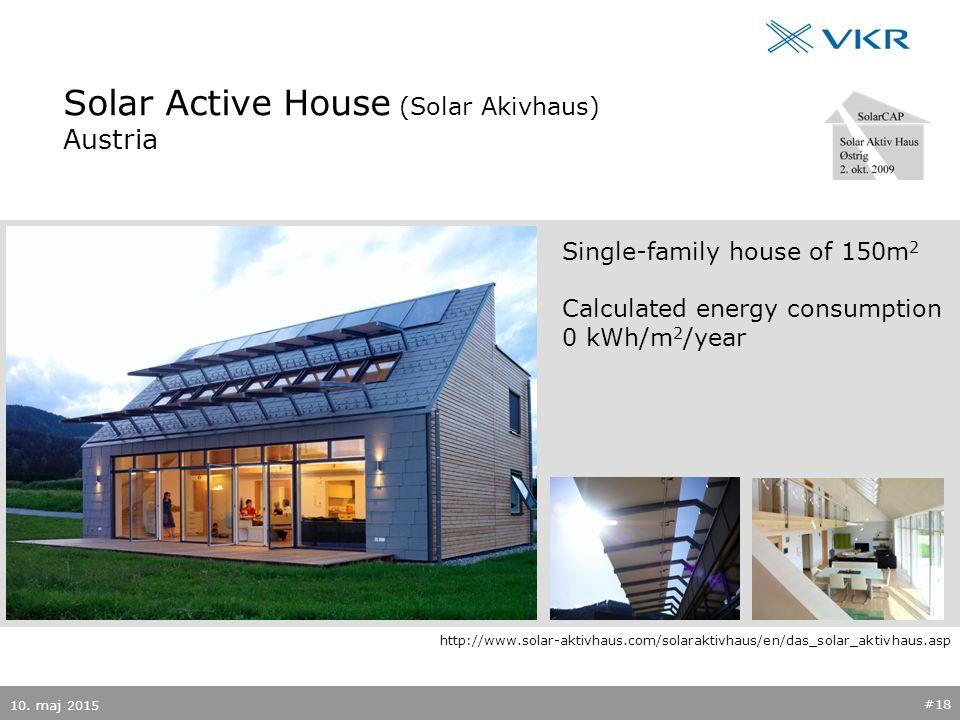 Solar Active House (Solar Akivhaus) Austria 10.