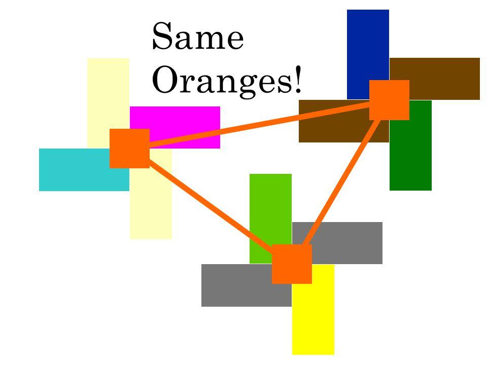 Same Oranges!