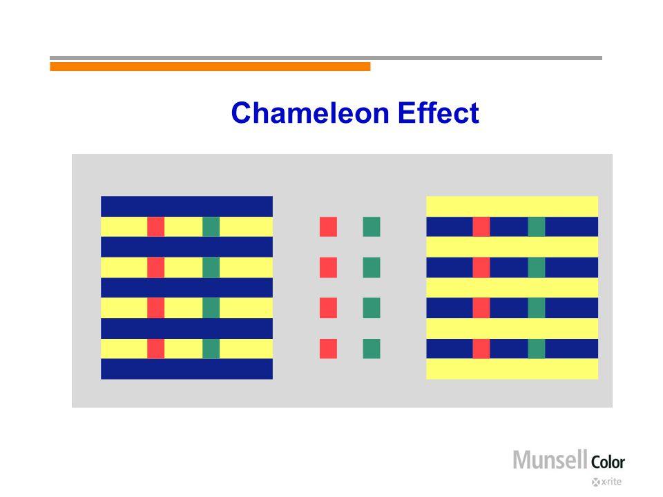 Chameleon Effect