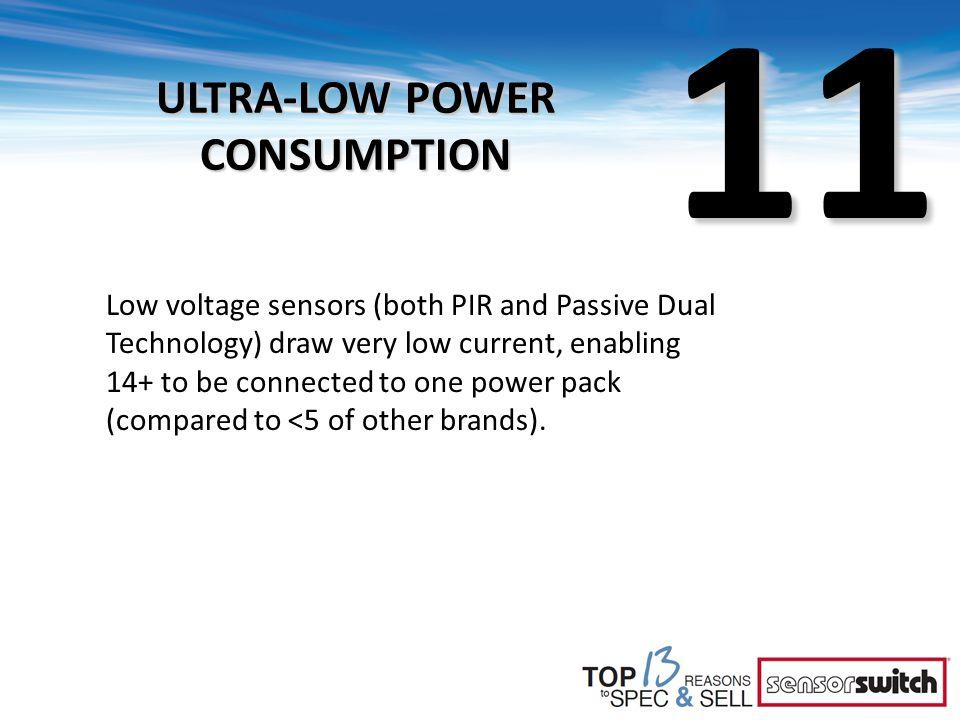 1 CODE COMPLIANT Sensor Switch products are energy code (e.g., ASHRAE, T24) compliant.