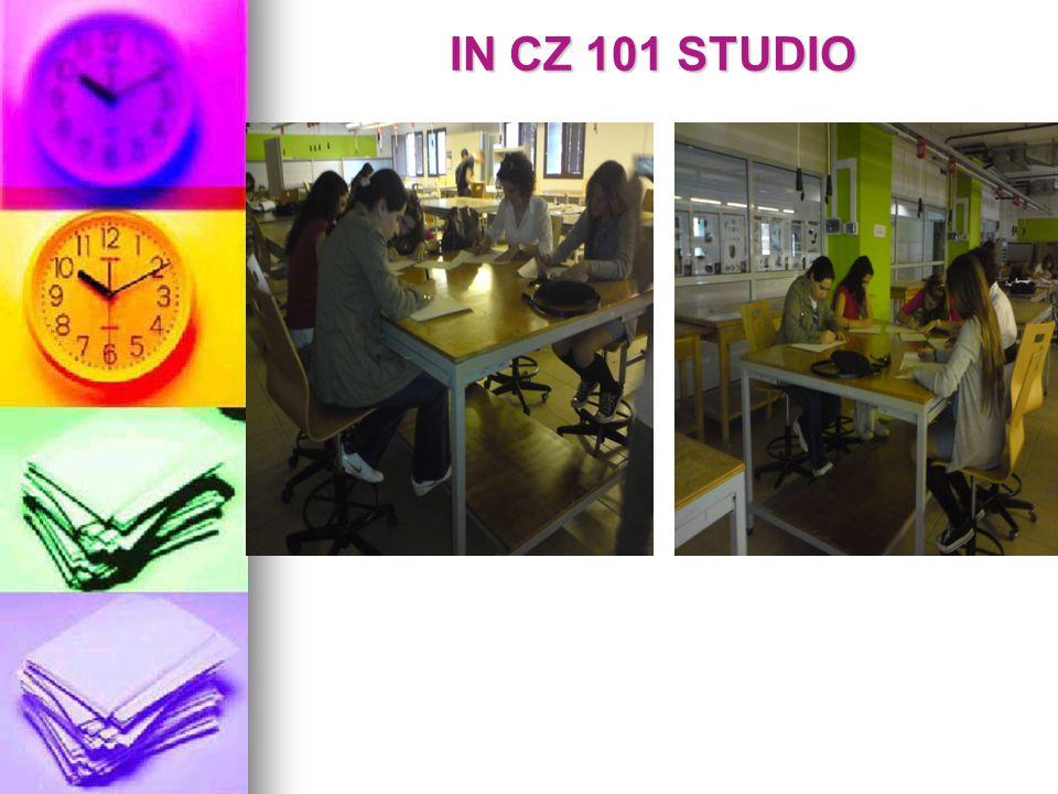 IN CZ 101 STUDIO
