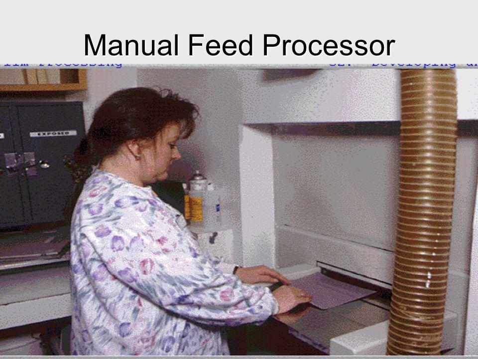 Manual Feed Processor