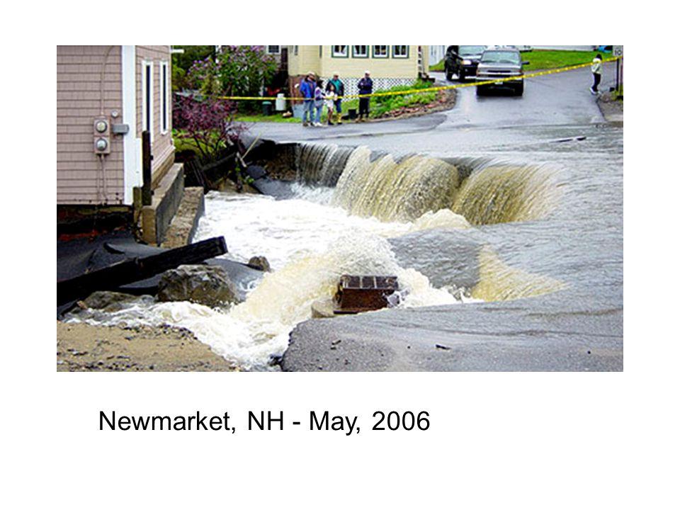 Newmarket, NH - May, 2006