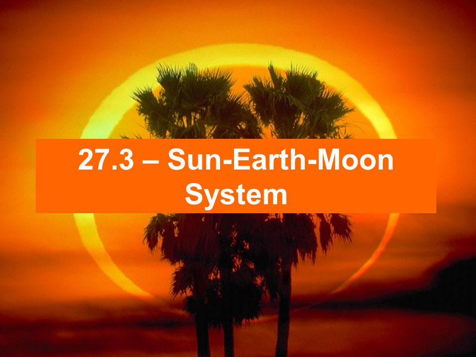 Daily Motions Earth's rotation causes us to see daily rising and setting of the Sun, Moon, and stars – Rises in the East, sets in the West – We observe changes in their location due to the Earth rotating