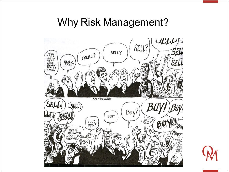 Risk Management Jan Röman OM Technology Securities Systems AB