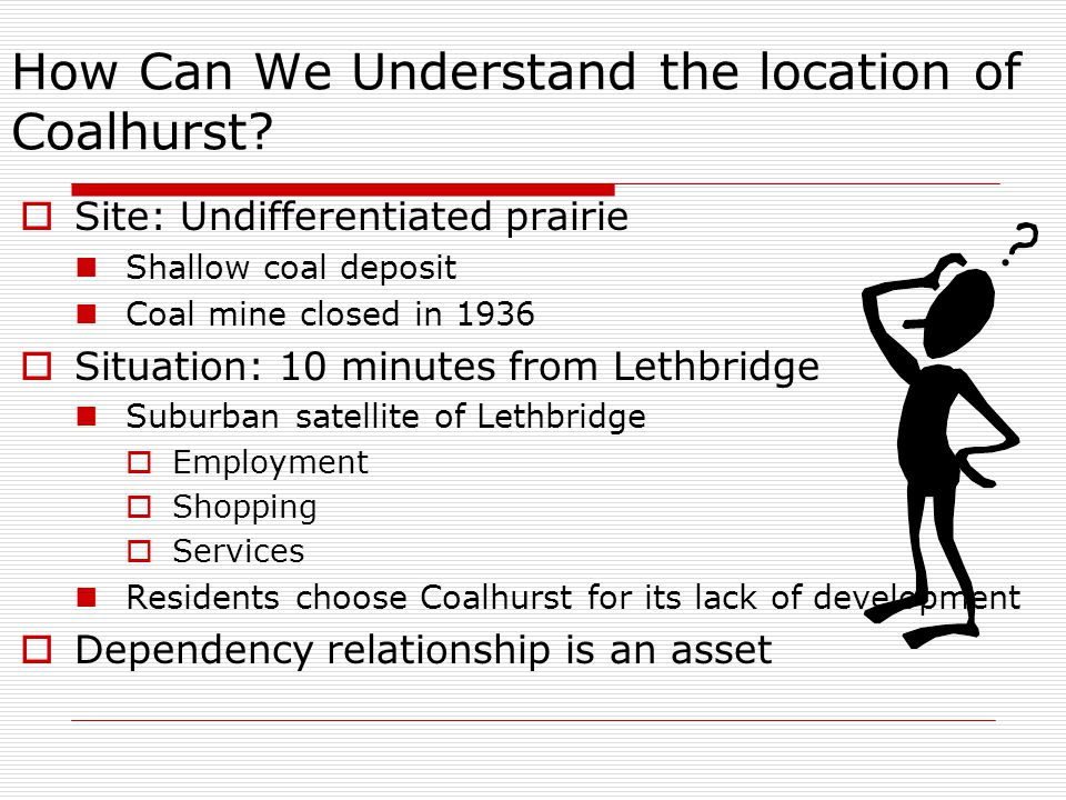 How Can We Understand the location of Coalhurst.