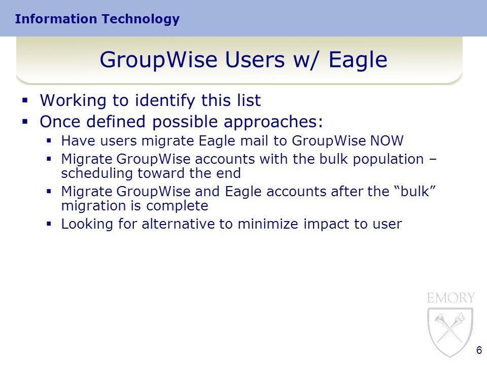 Information Technology Web Hosting Lee Clontz