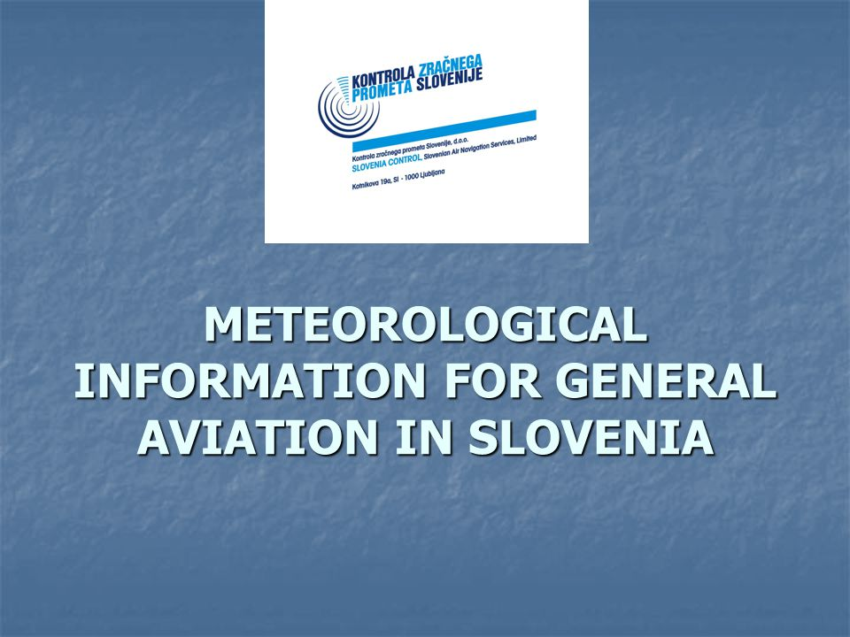ATS OPERATIONAL STRUCTURE GA FLIGHTS REPRESENTS 90% OF VFR FLIGHTS SERVICES FOR VFR FLIGHTS:  AIR TRAFFIC SERVICES REPORTING OFFICE - ARO  FLIGHT INFORMATION SERVICE - FIS,  ALERTING SERVICE - ALRS,  APPROACH CONTROL SERVICE - APP  AERODROME CONTROL SERVICE - TWR
