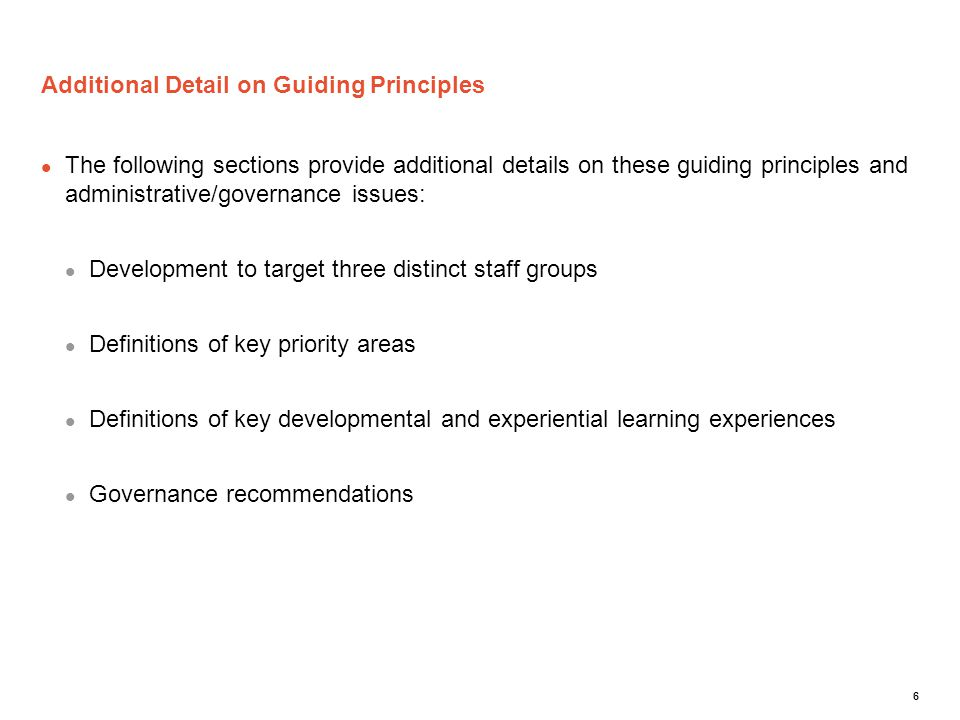 17 Definitions of Key Developmental and Experiential Learning Experiences On-the-Job Training: Involves real life job assignments and projects being used as the learning method Shadowing: Involves getting exposure to another area/person for a temporary period of time, to learn by seeing/watching/doing Reflection/Debriefing: Involves a conversation between a supervisor and employee or in-tact team to talk about the learning experience, what was the take-away, and how the individual/team intends to apply the learning within the context of the job or team Action Learning: Learning method where individuals participate in small teams to work on a challenging business issue and share learning/recommendations Books: Hard copies are available through the KS Resource Center, where indicated KS Course: These include courses that are offered by KS through classroom interventions with an instructor in which participants interact face-to-face E-Learning: Computer enhanced training delivered via personal computer or other communications technologies Note: There is a cost associated with these courses ($250 – $5,00, depending on the course) External Training: Classroom interventions available outside of KS with an instructor in which participants interact face-to-face Note: There is a cost associated with these courses ($500 – $2,000, depending on the course).