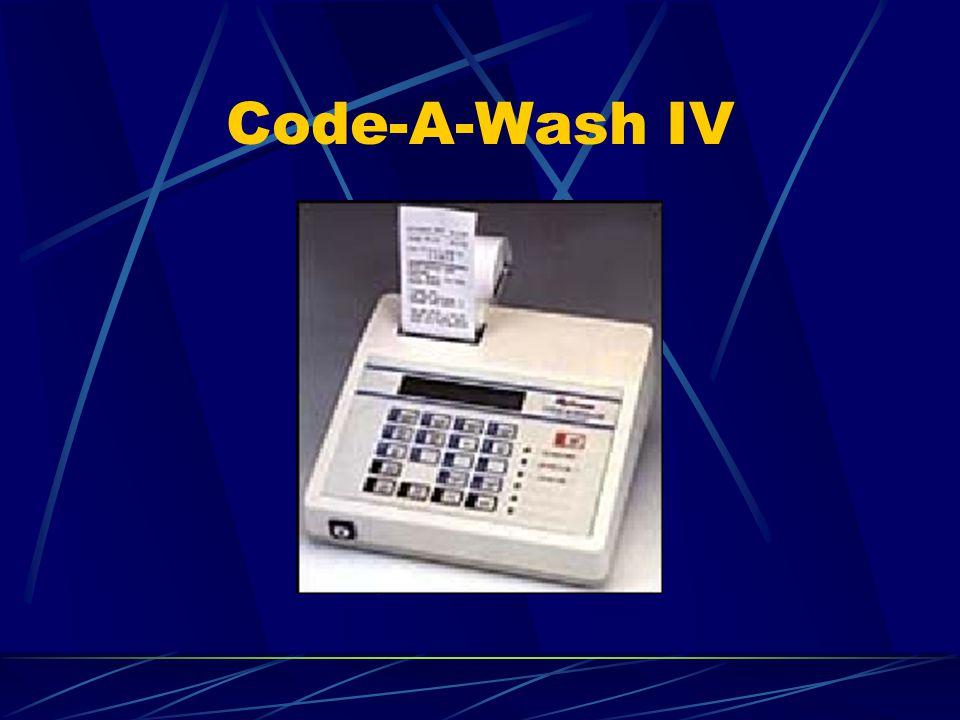 Code-A-Wash IV