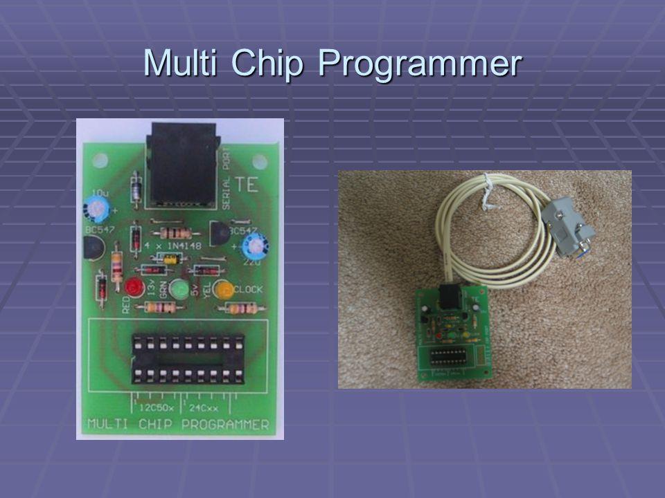 Multi Chip Programmer