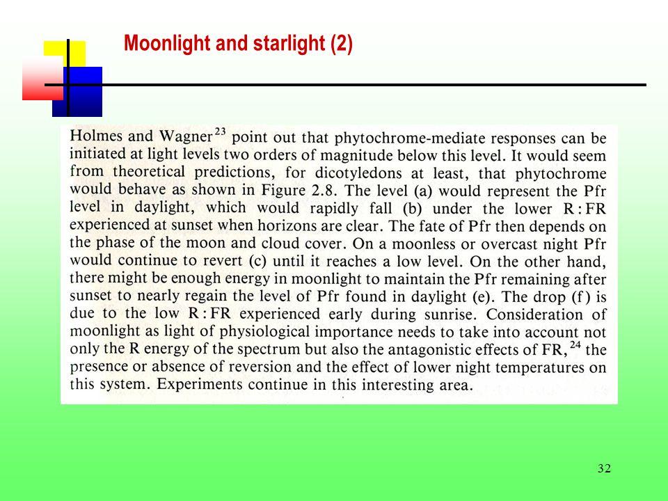 32 Moonlight and starlight (2)