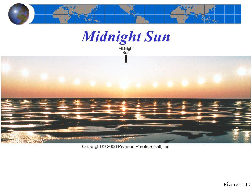 Midnight Sun Figure 2.17