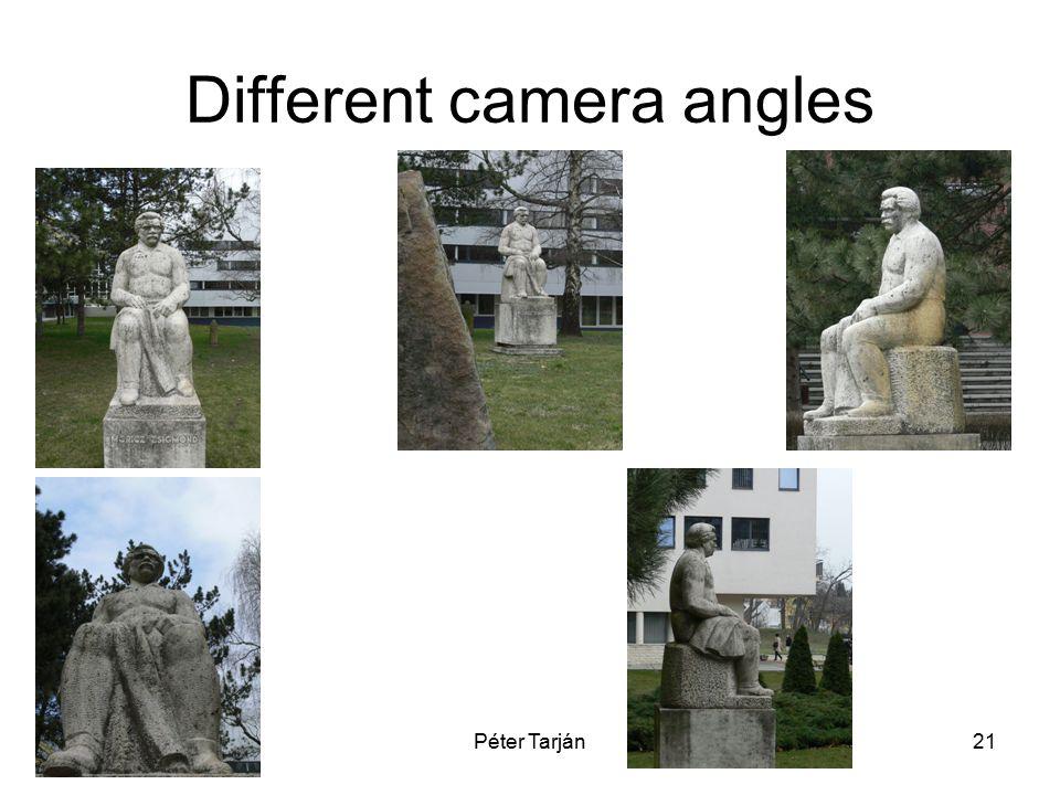 Péter Tarján21 Different camera angles