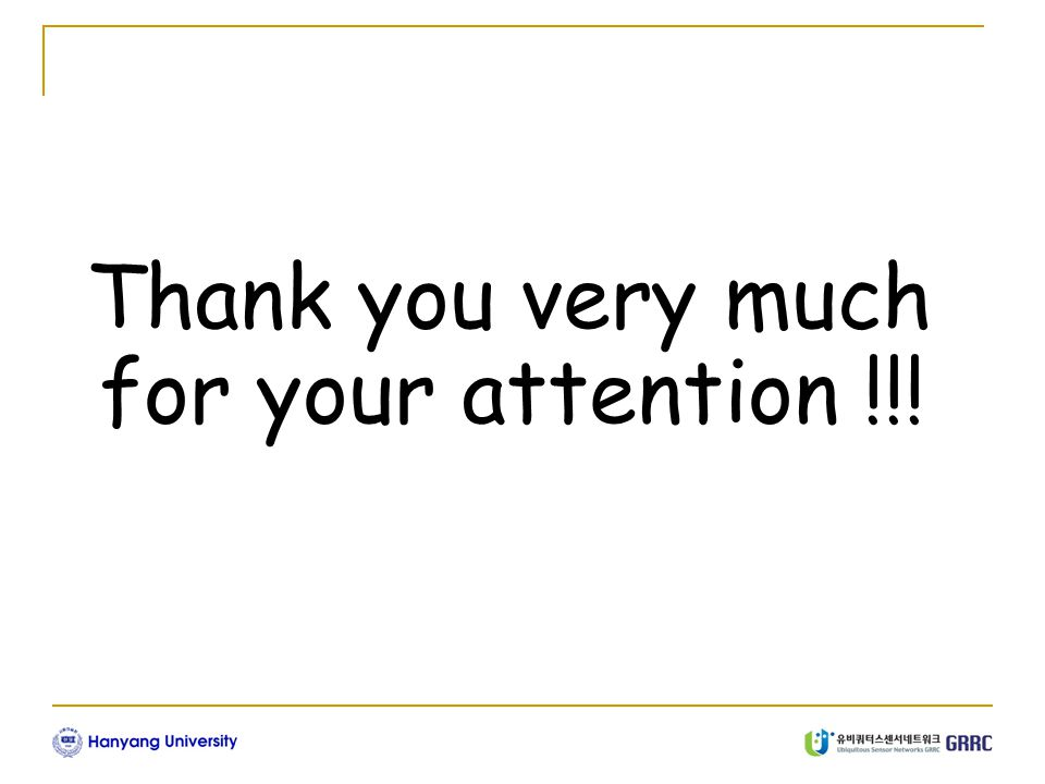 GRRC 1-2 Thank you very much for your attention !!!