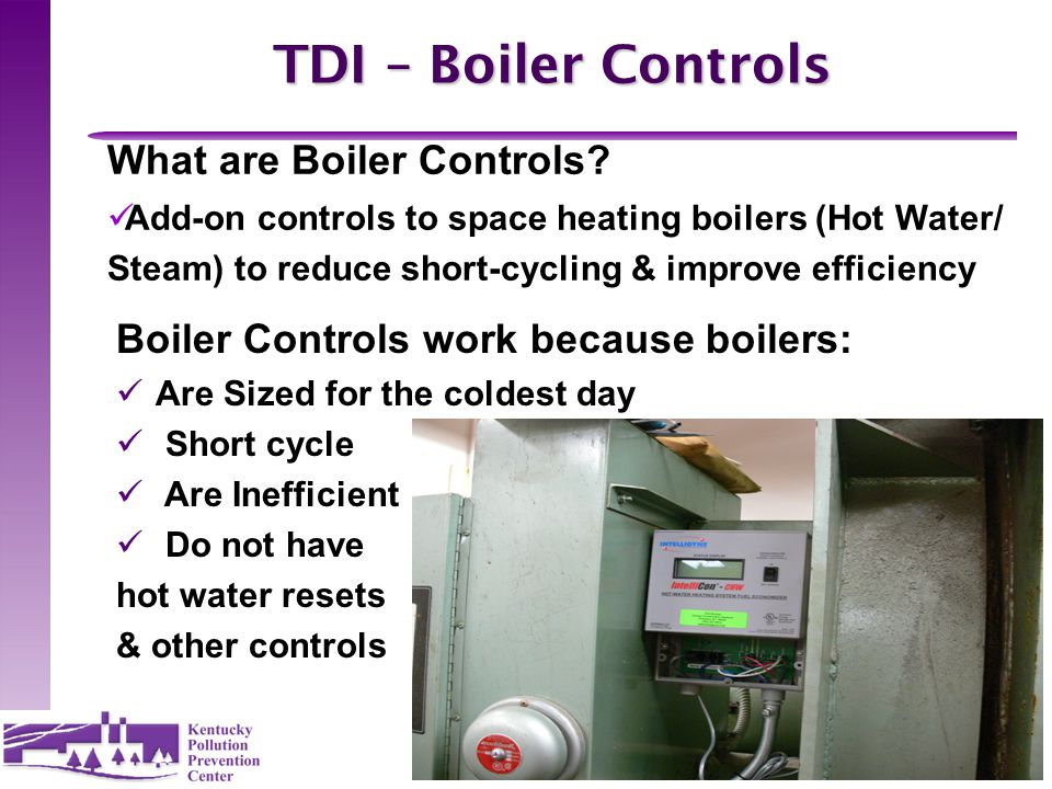 25 What are Boiler Controls.